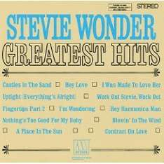 Stevie Wonder - Greatest Hits (MP3 Download) für 3,99€ @Amazon