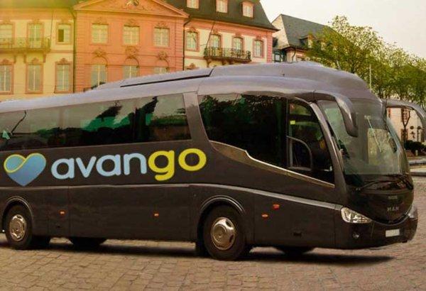 [lokal: Baden + Wiesbaden, Mainz] Fernbus Tickets ab 50 Cent - Neuer Fernbus Anbieter Avango Bus