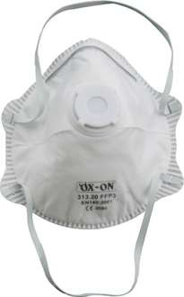 Atemschutzmaske FFP3SLD mit Klimaventil