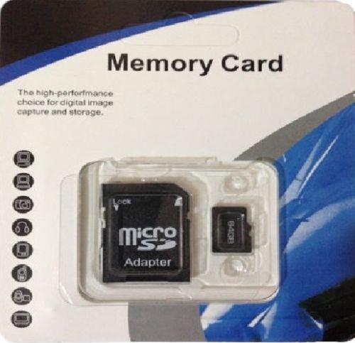 64 GB Micro SD mit SD Adapter für 12.59 Euro