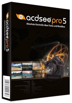 [PC-Welt] ACDSee Pro 5.3 kostenlos statt 44,99 €