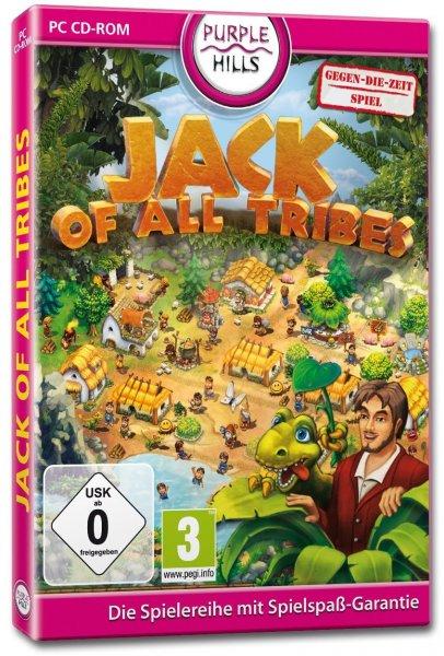 10.000 Codes für das Spiel Jack of all Tribes