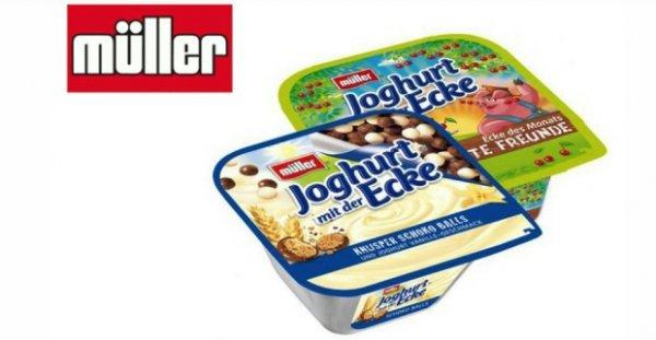 [Netto ohne Hund]  2 x Müller Joghurt mit der Ecke gratis durch scondoo Cashback + Angebot