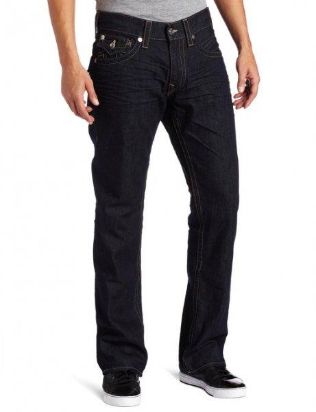 True Religion Jeans Ricky - Dunkelblau für 88,46€ @Amazo.com