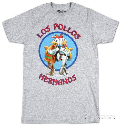 Diverse T-Shirts (z.B. Breaking Bad) ab 9,99 € + 5,90 Versand - VSK-frei ab 14,99 €