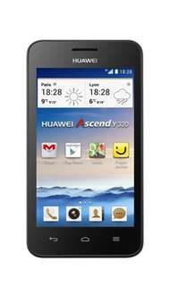 Huawei Ascend Y330 62,10€ Amazon Blitzangebot