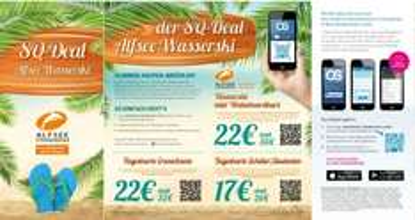 Alfsee Wasserski & Wakeboard in Osnabrück (Rieste): Tageskarte für nur 22€/17€ (sonst 32€/26€) und Kurs inkl. 2-Stunden Karte für nur 22€ (sonst 35€)