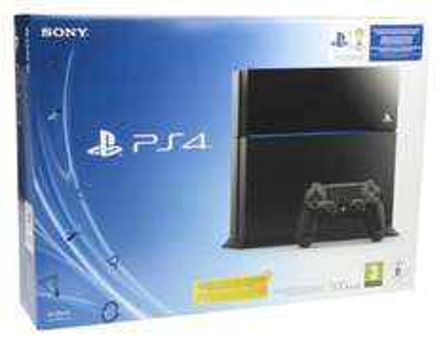 SONY PlayStation 4 PS4 500 GB  1x Wireless-Controller @ebay 349€