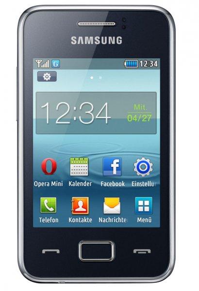 Samsung Smartphone REX 80 Silber zweithandy 34,99€ statt 54,90€ B WARE