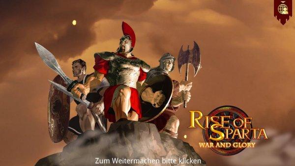 ( iOS) - Games - Rise of Sparta gratis plus BONUS