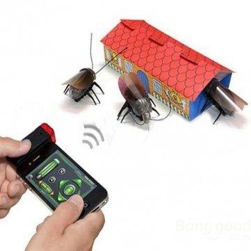 iRobot beetle, ferngesteuerte Kakerlake für iPhone