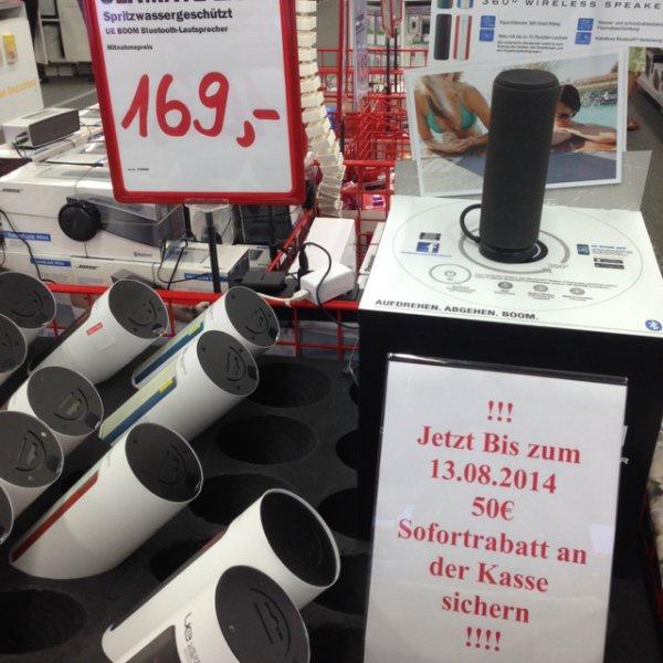 [LOKAL] MM Charlottenburg: UE BOOM
