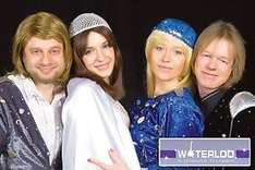 HAHA: ABBA Night am 14.8. in München 2 Tickets 21,90 statt 96,40
