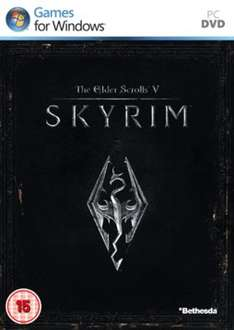 [Steam] The Elder Scrolls V: Skyrim @ Game.co.uk