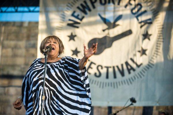 Non-Mainstream Trouvaillen: Mavis Staples, Birthday Concert Stream