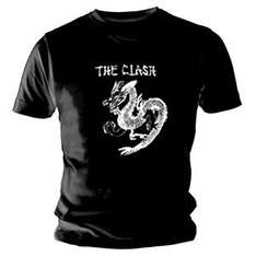 The Clash - Men's China Rocks T-Shirt  für 6.49 @ play.com