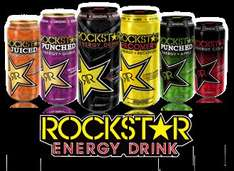 rockstar energy drink 0,5l  NETTO