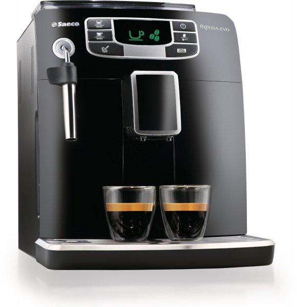 Saeco HD8751/95 Intelia Evo Focus Kaffee-Vollautomat für 285€ @Amazon