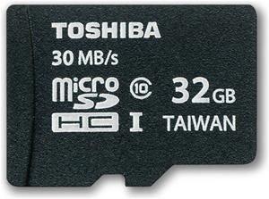 [MM Ddorf Bilk, bundesweit?]  Toshiba micro SDHC 32GB UHS-1 Class 10