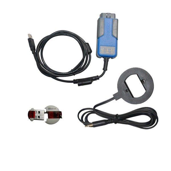 BMW Multi Tool V7.0 OBD2 CAS1-4 Key Programmer with Latest Software @ OBD2