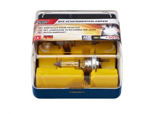 [LIDL Online] Ultimate Speed Kfz-Scheinwerferlampen H4 & H7