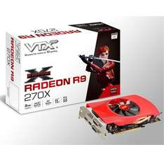 VTX3D R9 270X 2 GB GDDR5 X-Edition