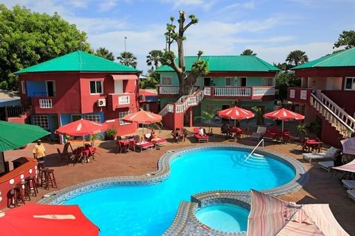 1 Woche Gambia inkl. Flug, Transfer, Frühstück für 2 Personen