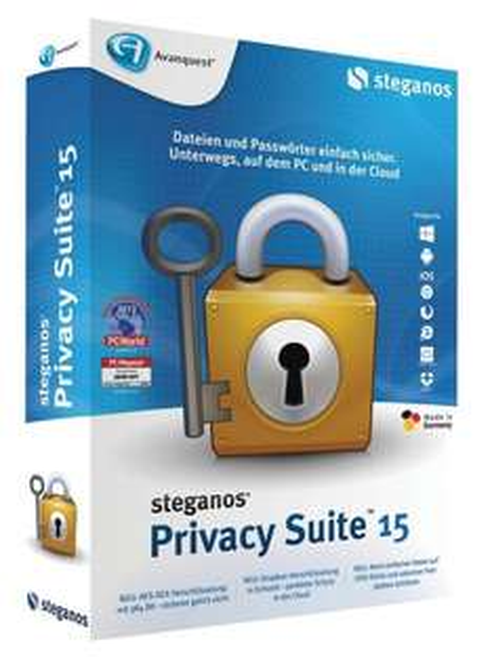 [steganos.com] Steganos Privacy Suite 15 kostenlos