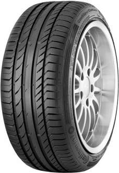 Continental ContiSportContact 5 205/40 R17 84V = 61,78€ bzw. 62,59€ (nächster Preis::86,70):