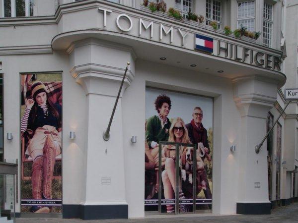 Tommy Hilfiger am KUDAM in Berlin 50 - 70% auf fast alle Sommersachen und Hemden
