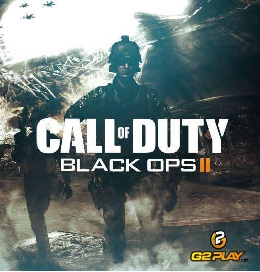 [G2play.de] Nur Heute bis 20:30 Uhr -  Black Ops II Uncut für 14,99 €