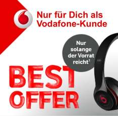*ONLY VODAFONE*. Beats Solo 2  --- 129,99 €