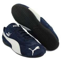 puma speed cat blau