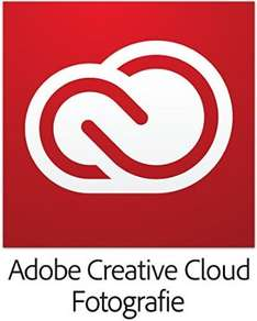 Adobe Creative Cloud Fotografie ab 115,-€/Jahr @amazon.de