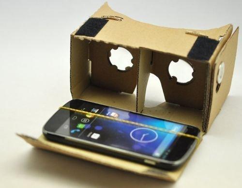 Google Cardboard 3d Vr Virtual Reality Brille für unter 6€