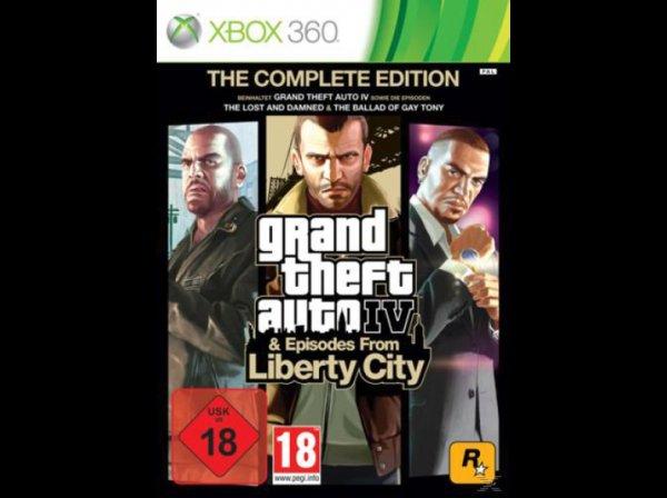 [Media Markt] Game Deals - z.B. (Xbox 360) GTA 4 Complete Edition für 12€, Max Payne für 5€
