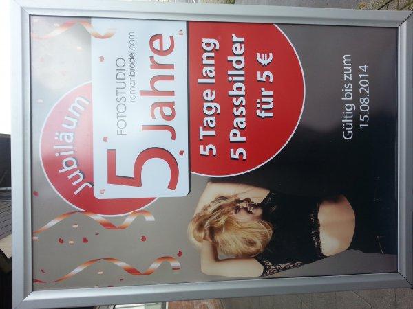 [Local Braunschweig] 5 Passbilder nur 5€