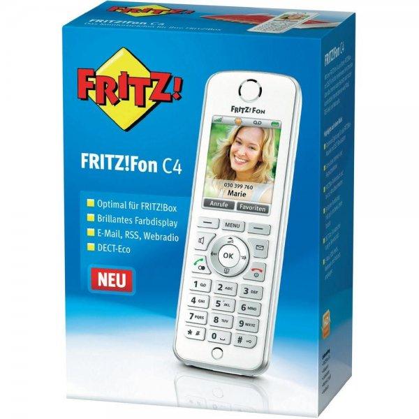 AVM FRITZ!Fon DECT C4 für 54,50 inkl. Versand