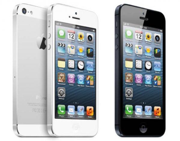 Apple iPhone 5 32 GB Smartphone @meinpaket.de