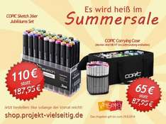 COPIC® Sketch 25er Anniversary Edition und COPIC® Carrying Case