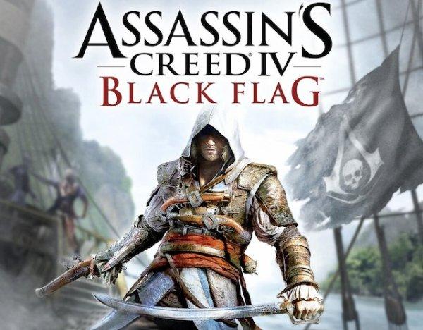 Assassins Creed 4 - Black Flag [Uplay] @MMOGA