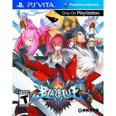PS Vita: XBLAZE Code: Embryo und BlazBlue: Chrono Phantasma für je ca. 23€ @ play-asia.com