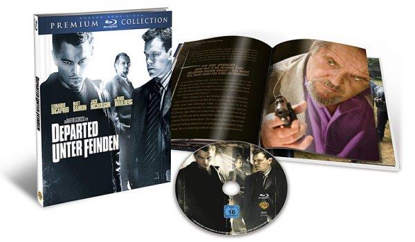 [Offline][Hannover] Warner Premium Collection Blu-Rays für je 7€ im MM Wülfel