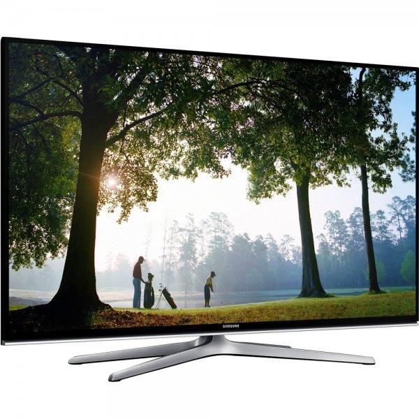Samsung LED-Fernseher UE40H6600 629 € & 188,70 € Cashback + bis zu 15 € mpass