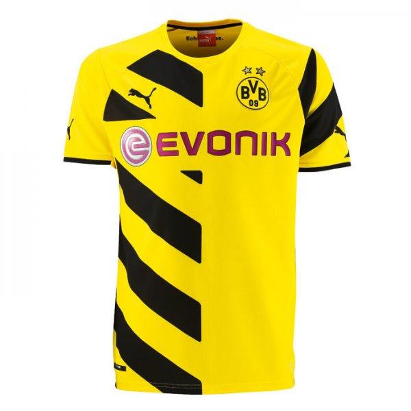 Puma Borussia Dortmund Trikot Home 14/15 // Superpunkte + Mpass DEAL
