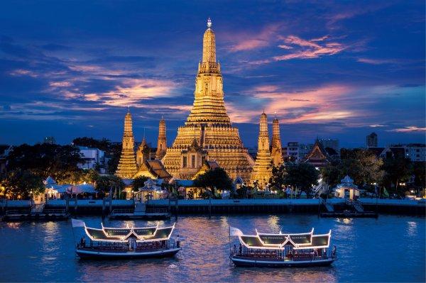 (Flug) Stuttgart -> Bangkok im Januar 2015 für 445,59€