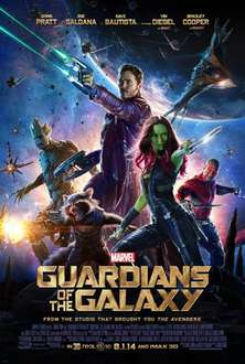 [HH/B/D] Komplett kostenlos ins Kino zu Guardians of the Galaxy in 3D (OF)
