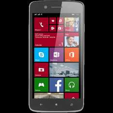 Prestigio PSP8500 Windows phone 8.1 Smartphone 5 Zoll, Dual-Sim; Quadcore für 154€ inclusive.