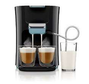 Philips Senseo HD7855/60 Latte Duo-Kaffeepadmaschine @Amazon WHD