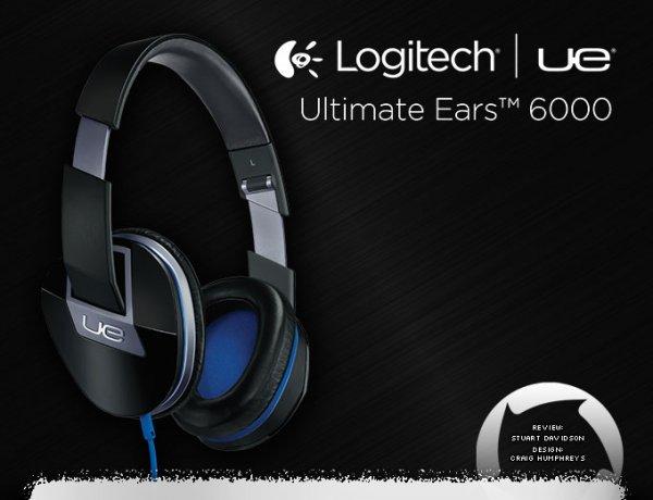 Redcoon Logitech UE6000 white&black blue 39,99 Euro